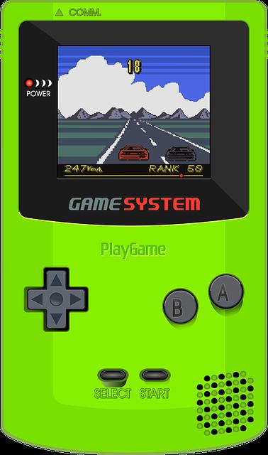 La nostalgie des consoles de jeux